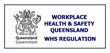 Queensland Workpalce Health and Safety Logo